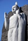 Aukana Buddha Replica, Sri Lanka poster