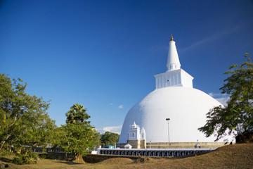 Ruvanveli Dagoba, Anuradhapura, Sri Lanka