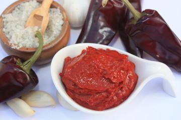 Condiment - Sauce pimentée