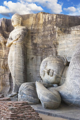 Gal Vihara, Polonnaruwa, Sri Lanka