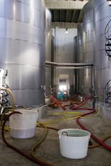 cellar interiors