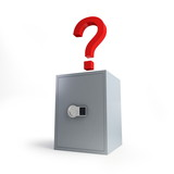 deposit under a question poster