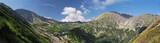 Fototapety tatra mountians - panorama