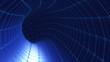 Fototapeta Technologia - Cyberprzestrzeni - Ruch