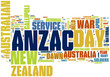 Anzac Day - Australian and New Zealand Army Corps