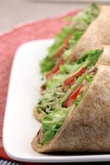 organic sandwich wraps