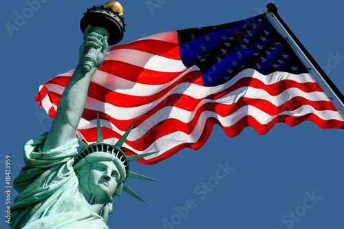 Fototapeten,amerika,details,facial,fahne