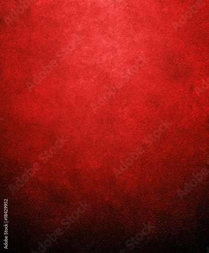 red paint background - 18429952
