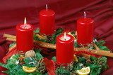 Adventskranz  -  2. Advent S4 034