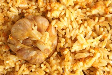 Uzbek pilaw