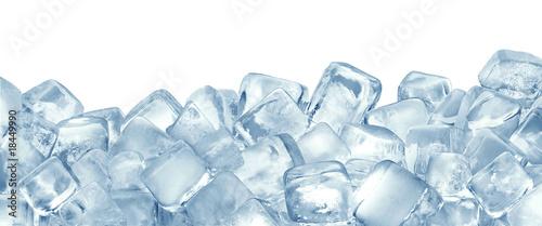 Ice cubes Photo by aris sanjaya