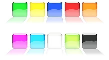 tasti colorati