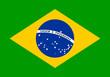Brasilien Fahne/Flagge - Brazil Flag