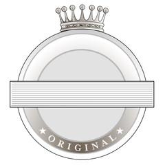 Krone Button