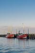 Fototapete Boot - Meer - Hafen