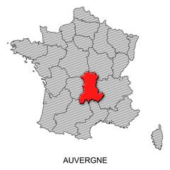 France - Auvergne