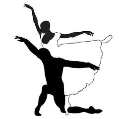 balletto classico profilo