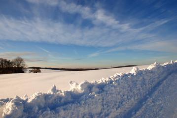 Schneelandschaft © Nelos