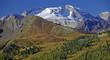 Leinwandbild Motiv Marmolada- der Gletscher der Südtiroler