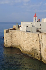 St. John Church, Old Acre (Akko, Isael)