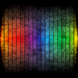 Rainbow Grunge Layout