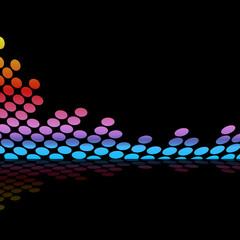 Graphic Equalizer Waveform