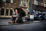 Fototapety poverty
