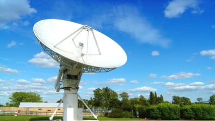 Radio Satellite (T-lapse)
