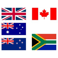 Flags of Commonwealth