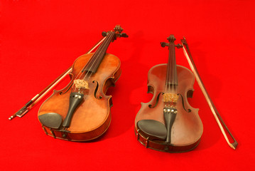 Composizione con Viola, Violino ed archi