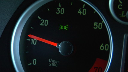 Sportscar Gauge Rev