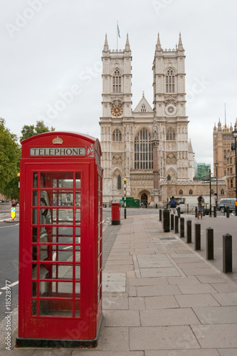 Westminster Abbey. London, England - 18528977