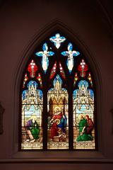 vetrata di chiesa