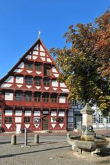 Der Ratsweinkeller in Gifhorn