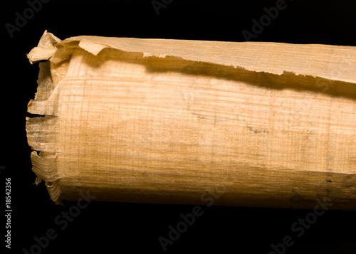 Poster Pergamena di papiro