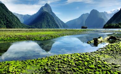 Mitre Peak, New Zealand