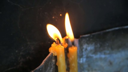 Orthodox Candle