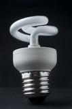 energy-efficient lamp poster