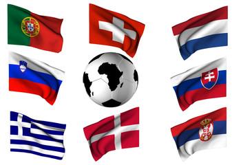 Campionato del Mondo girone b 2010 Sudafrica