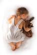 Baby K. Schläft wie ein Engel