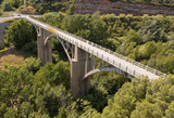 Bridge , Montserrat , Spain - 18586506