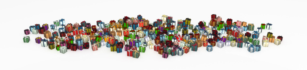 Gifts, Wide Scatter