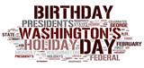 president day poster