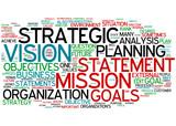 strategic planing poster