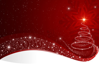 Christmas Background (Red)