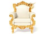 Fototapety throne