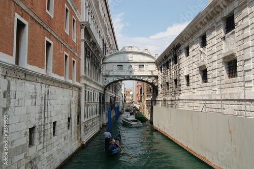 Zdjęcia na płótnie, fototapety, obrazy : Most westchnień w Wenecji