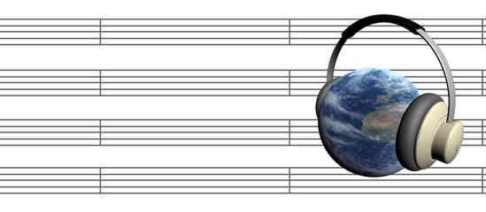 musicnote_earth