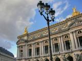 Paris in October poster