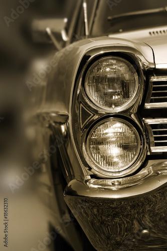 Fototapeten,uralt,angelica sylvestris,antikes,personenwagen